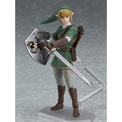 GOOD SMILE COMPANY G90228 Figma Link Twilight Princess Ver Figure