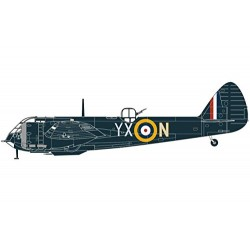 Airfix A04059 Bristol Blenheim Mk.If Model