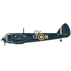 Airfix A04059 Bristol Blenheim Mk.If Model