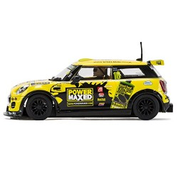 Scalextric C3742 BMW MINI Cooper F56 Challenge 2015 Car