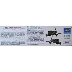 Trumpeter 01023–Model Kit MPQ 53°C Band Tracking Radar