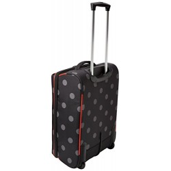 Disney Children's Luggage, 52 cm, 33.5 Liters, Minnie Iconic
