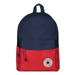 Converse Children's Backpack, 38 cm, 14 Liters, Red/ Navy