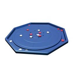 Noris Spiele 606171431 Crokinole Game