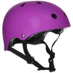 SFR Unisex adult Essentials Helmet, Purple (Purple), S/M 53