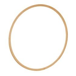 Erzi 70 x 1 cm Gymnastic Hoop German Wooden Toy