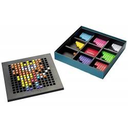 Mattel FFB15 Bloxels Build Your Own Video Game, 5.1 x 28.6 x 28.6 cm