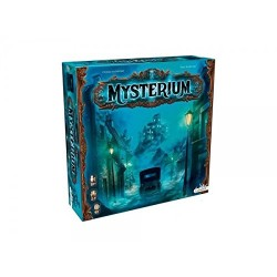 Asmodée–LIBMYST01FR–Mysterium–Games of Mysteries