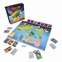 Modiphius Thunderbirds Board Game