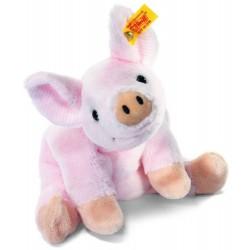 Steiff 16cm Little Floppy Sissi Pig (Pink)