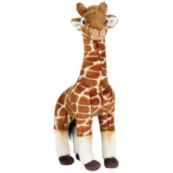 National Geographics GIRAFFE Stuffed Animals Plush Toy (Medium, Natural)