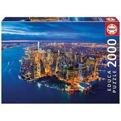 Educa New York Aerial View Puzzle (2000
