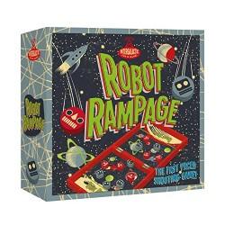 Professor Puzzle IG1690 Robot Rampage