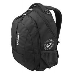 Wenger Backpack Casual Daypack, 46 cm, 33 Liters, Black 2160481