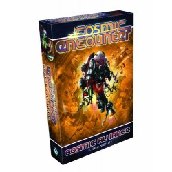 Cosmic Encounter Cosmic Alliance Board Game Expansion