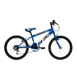 Flite Maniac Boys' Kids Bike Blue, 11 inch steel frame, 6