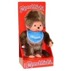 Monchhichi 20cm Classic Boy (Blue)