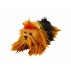 Suki Gifts International Yomiko Resting Dog, Medium, Yorkshire Terrier