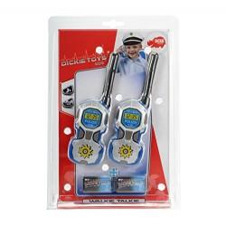 Dickie Toys Police Walkie Talkie (Multi