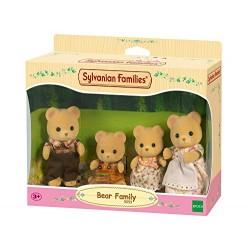 Sylvanian 5059 Families Bear Family