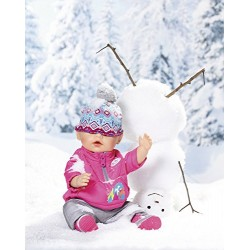 BABY born 823811 Play and Fun Deluxe Winter Set