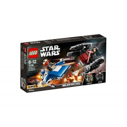 LEGO UK 75196 Star Wars Conf Dualpack Aero/Victor Building Block