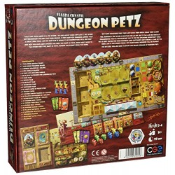 Dungeon Petz Board Game