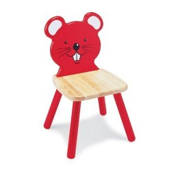 Pintoy Wooden Mouse Chair