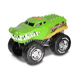 Road Rippers Wheelie Monsters Crocodile Truck
