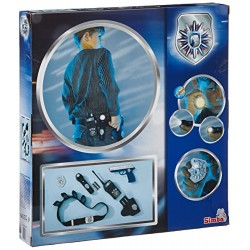 Simba 108102667 Police Patrol Belt Set