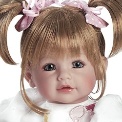 Adora Toddler Doll 20 Lifelike Realistic Weighted Doll Gift Set for Children 6+ Huggable Vinyl Cuddly Soft Body Toy Happy Birth