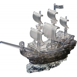 HCM Pirate Ship Crystal Puzzle (101