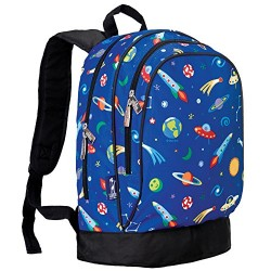 Wildkin Kids Space Backpack, Multi