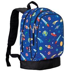 Wildkin Kids Space Backpack, Multi
