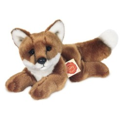 Hermann Teddy Collection 903246 25 cm Fox lying Plush Toy