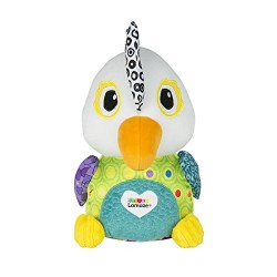 Lamaze Repeat Petey Voice Recording Activity Baby Toy