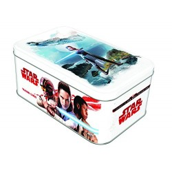 Topps Star Wars Episode sw178 VIII Metal Box Cards