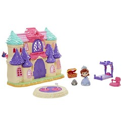 Sofia The First Deluxe Castle Playset (Large)