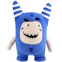 Oddbods Pogo Super Sounds Soft Toy