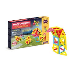 Magformers Tiny Friends Set