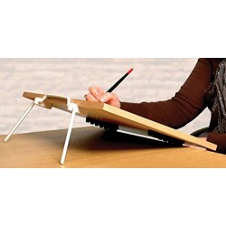 Artcoe 45.7 x 61 cm Large Ultra Grip Drawing Board Hardwood