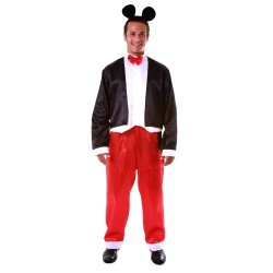 Dress Up America Adult Funny Mr. Mouse Costume