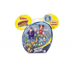 Mickey Roadster Racers 5 Pack Figures