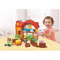 Vtech 198803 Ttf Farm House Toy