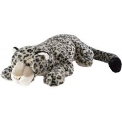 Wild Republic Floppies 76cm Snow Leopard Plush