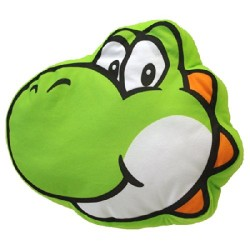 Nintendo Super Mario Bros Plush Cushion San