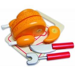 Vilac Vilac6304 Roast Chicken To Carve