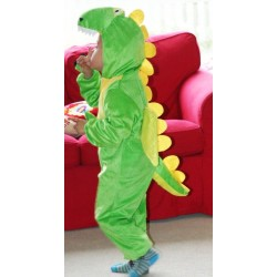 Fun Play Children Fancy Dress Dinosaur Costume Animal Onesies– Animal Costume for 5