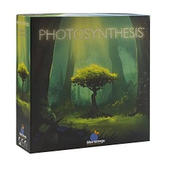 Blue Orange Photosynthesis Family Game