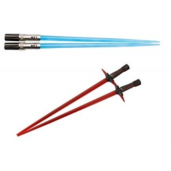 Kotobukiya KGY205 Star Wars Kylo Ren Vs Rey Chopstick Battle Figure Set